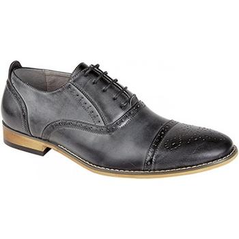 Schoenen Heren Klassiek Goor Oxford Grijs