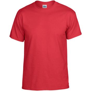 Textiel T-shirts korte mouwen Gildan DryBlend Rood