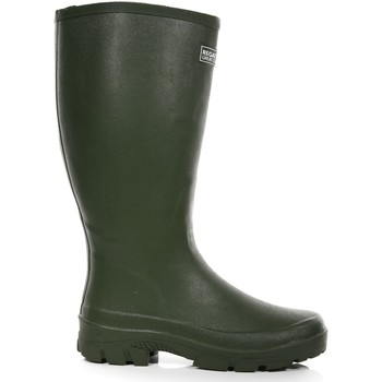 Schoenen Heren Regenlaarzen Regatta Rivington Diep groen