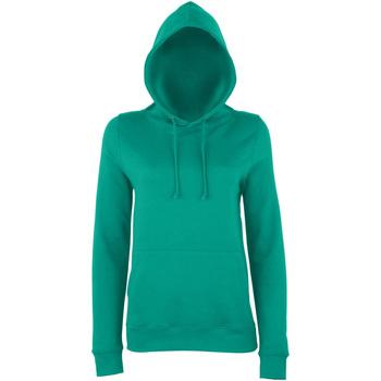 Textiel Dames Sweaters / Sweatshirts Awdis Girlie Jade