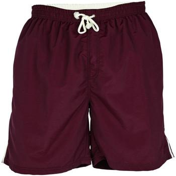 Textiel Heren Zwembroeken/ Zwemshorts Duke Yarrow Bourgondië