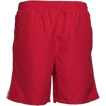Textiel Heren Korte broeken / Bermuda's Gamegear Track Rood/Wit