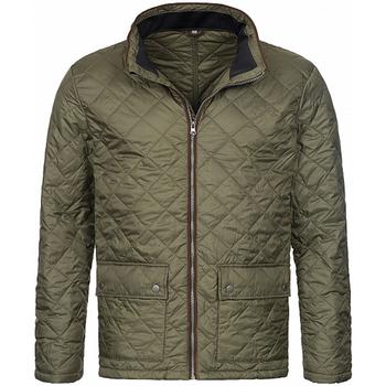 Textiel Heren Wind jackets Stedman Active Groen