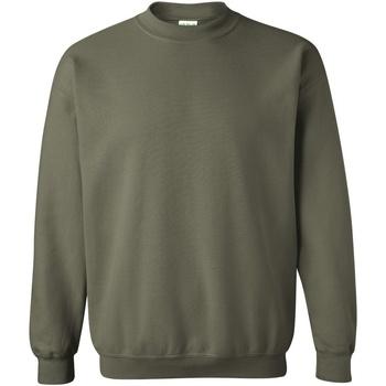 Textiel Sweaters / Sweatshirts Gildan 18000 Militair Groen