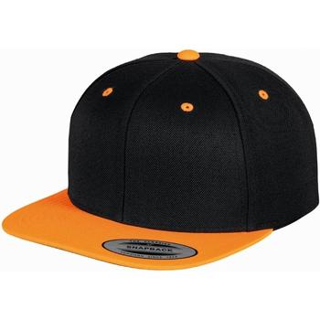 Accessoires Pet Yupoong Classic Zwart/ Neon Oranje