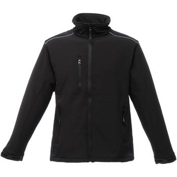 Textiel Heren Wind jackets Regatta TRA651 Zwart/Zwart
