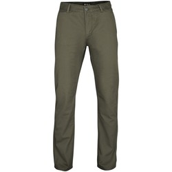 Textiel Heren Chino's Asquith & Fox Casual Leisteen