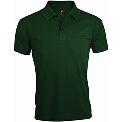 Textiel Heren Polo's korte mouwen Sols Prime Fles groen