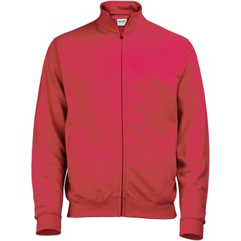 Textiel Heren Sweaters / Sweatshirts Awdis Fresher Vuurrood
