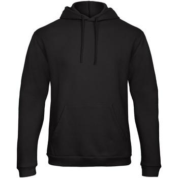 Textiel Sweaters / Sweatshirts B And C ID. 203 Zwart