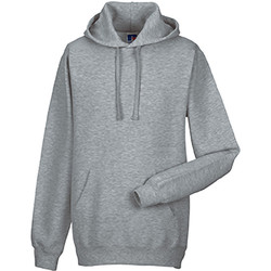 Textiel Heren Sweaters / Sweatshirts Russell Hooded Licht Oxford