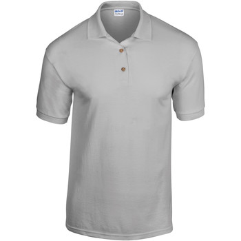 Textiel Kinderen Polo's korte mouwen Gildan Jersey Sport Grijs