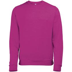 Textiel Heren Sweaters / Sweatshirts Awdis JH040 Roze Heide