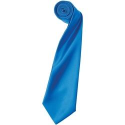 Textiel Heren Krawatte und Accessoires Premier Satin Saffier