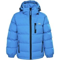 Textiel Jongens Dons gevoerde jassen Trespass Tuff Licht blauw