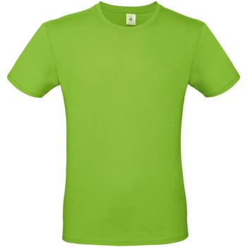 Textiel Heren T-shirts korte mouwen B And C E150 Pistachio