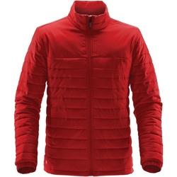 Textiel Heren Dons gevoerde jassen Stormtech Nautilus Helder rood