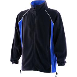 Textiel Heren Fleece Finden & Hales LV550 Marine / Loyaal / Wit