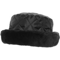 Accessoires Dames Hoed Universal Textiles Fur Zwart
