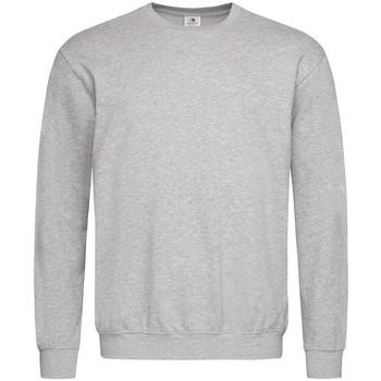 Textiel Heren Sweaters / Sweatshirts Stedman Classics Heide Grijs