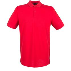 Textiel Heren Polo's korte mouwen Henbury HB101 Klassiek rood