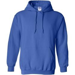 Textiel Sweaters / Sweatshirts Gildan Hooded Koninklijk