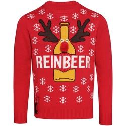 Textiel Heren Truien Christmas Shop Christmas Rood