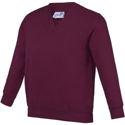 Textiel Kinderen Sweaters / Sweatshirts Awdis Just Cool Bourgondië