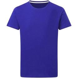 Textiel Heren T-shirts korte mouwen Sg Perfect Koningsblauw