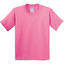 Textiel Kinderen T-shirts korte mouwen Gildan 5000B Azalea