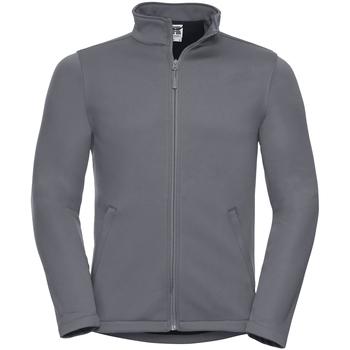 Textiel Heren Jacks / Blazers Russell R040M Konvooi Grijs