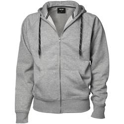 Textiel Heren Sweaters / Sweatshirts Tee Jays Hooded Heide Grijs