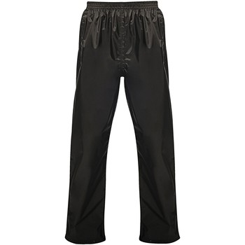 Textiel Heren Trainingsbroeken Regatta RG214 Zwart