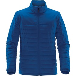Textiel Heren Dons gevoerde jassen Stormtech Nautilus Azuurblauw