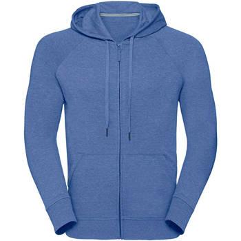Textiel Heren Sweaters / Sweatshirts Russell J284M Blauwe mergel