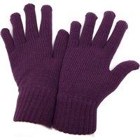 Accessoires Dames Handschoenen Universal Textiles  Bourgondië