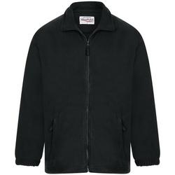 Textiel Heren Fleece Absolute Apparel Heritage Donkergrijs