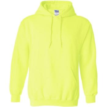 Textiel Sweaters / Sweatshirts Gildan Hooded Veiligheid Groen