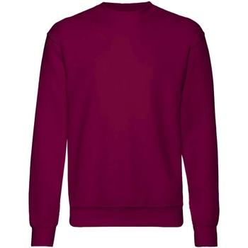 Textiel Kinderen Sweaters / Sweatshirts Fruit Of The Loom  Bordeaux