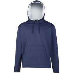 Textiel Jongens Sweaters / Sweatshirts Rhino Performance Marine/Grijs