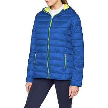 Textiel Dames Dons gevoerde jassen Result Snowbird Oceaan/Kalk