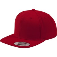 Accessoires Pet Yupoong Snapback Rood/Rood