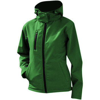 Textiel Dames Wind jackets Result R230F Levendig groen/zwart