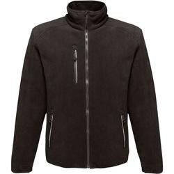 Textiel Heren Fleece Regatta TRA624 Zwart/Zwart