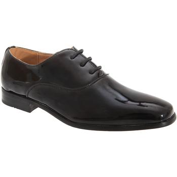 Schoenen Jongens Klassiek Goor Oxford Zwart octrooi