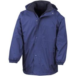 Textiel Heren Fleece Result R160X Royal/Navy