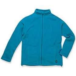 Textiel Heren Fleece Stedman Active Blauw