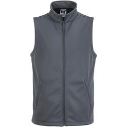 Textiel Heren Jacks / Blazers Russell Softshell Konvooi Grijs