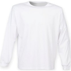 Textiel Sweaters / Sweatshirts Skinni Fit SF514 Wit