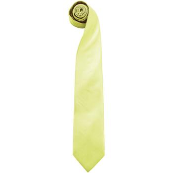 Textiel Heren Krawatte und Accessoires Premier  Kalk